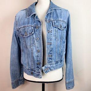 A Gold E Event Denim Jacket